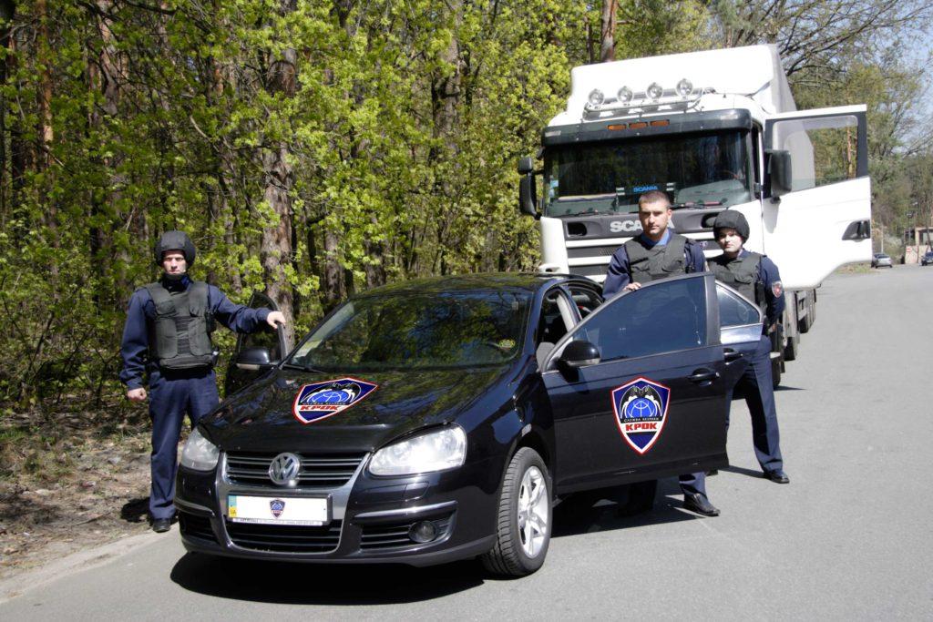 Супровід і охорона вантажів Сопровождение и охрана грузов