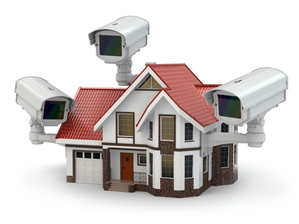 Как обезопасить частный дом