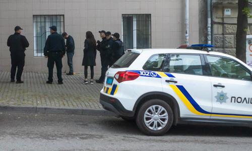 """Сотрудники """"КРОКА"""" предотвратили ограбление офиса в центре Днепра"""