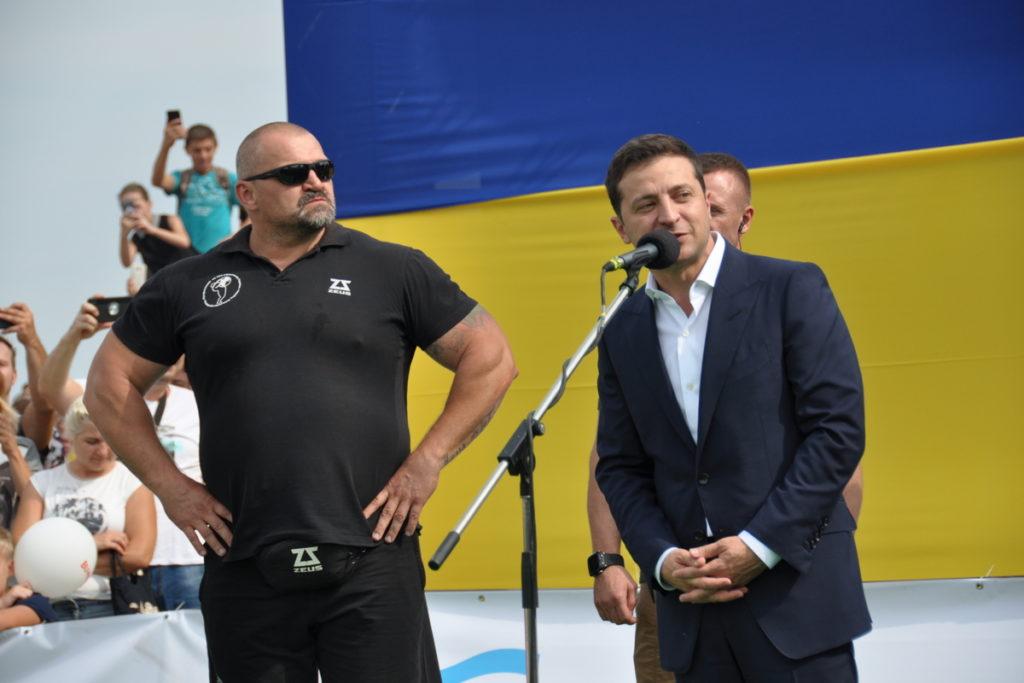 Стронгмен 2019. У Дніпрі обирали найсильнішу людину України 2